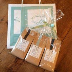 画像2: コーヒー豆 1袋〜3袋用 セロハン&リボン ギフトラッピング